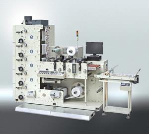 RY-320C-5C  Flexo Printing Machine