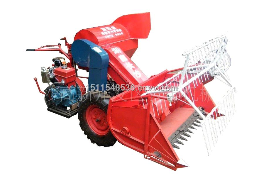 Mini Rice Harvester