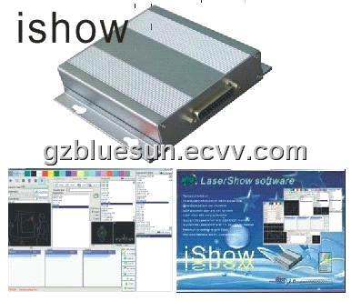 Ishow Laser Software Ilda Pc Laser Controller Laser Show