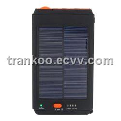 12000mAh Solar Powered Charger Sets for Laptop