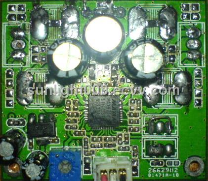 20W Class D stereo Amplifier Module