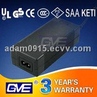 90W AC/DC Adapter with UL,TUV,FCC