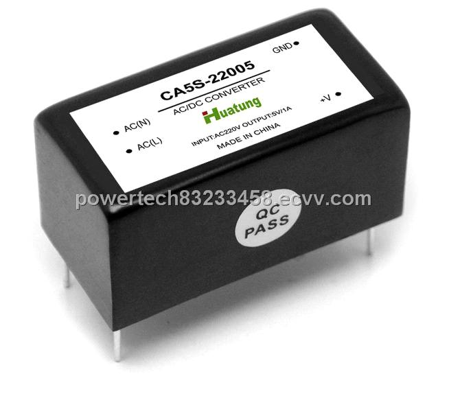 AC/DC switching adapters CA5S-22005