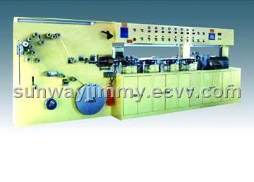B.GLS-II Aluminum-Plastic Laminated Tube Machine