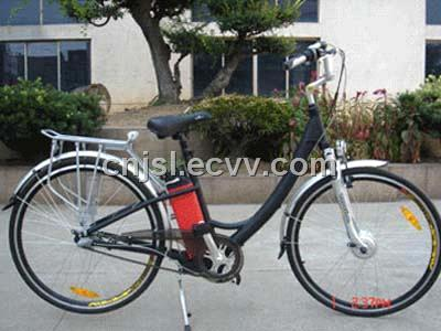 Bicycle with Front Motor (JSL-TDH038AD)