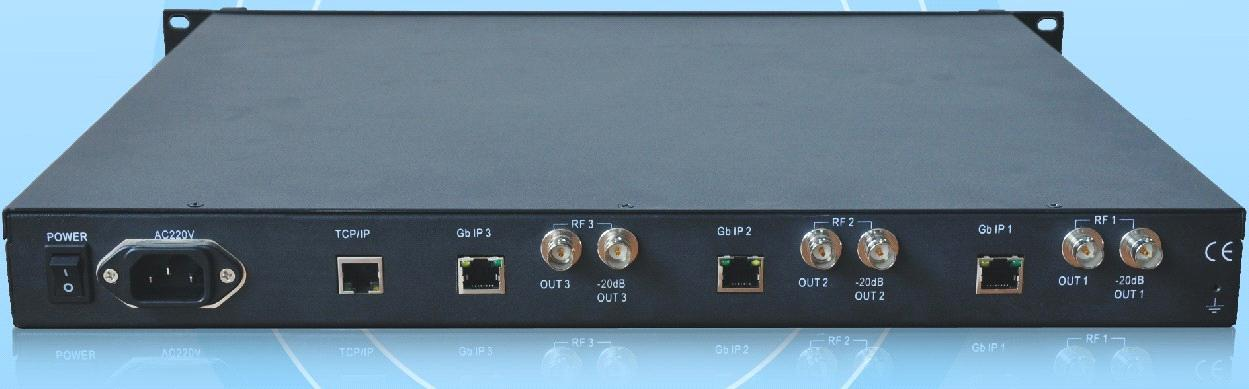 Digital TV headend product