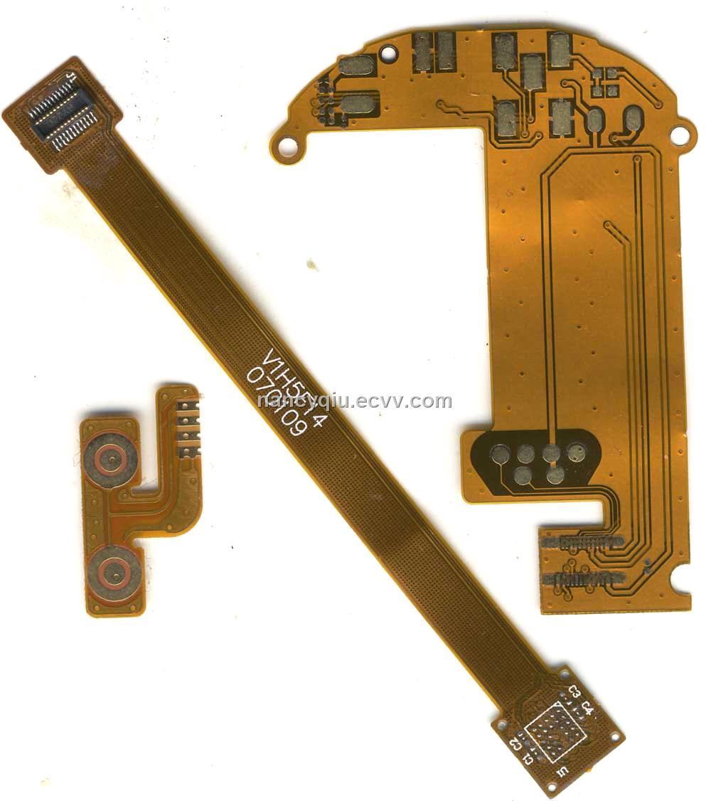 Fpcflex Pcb Fpc Board Flexible Circuit For Oem Fabrication Printed Flex Print