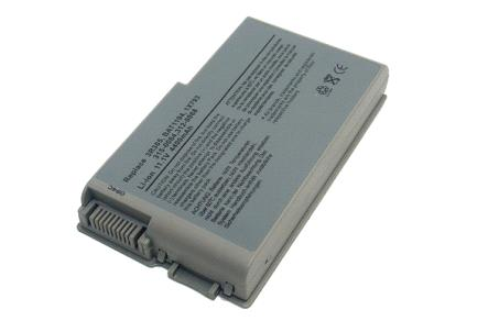 Laptop battery for DELL Latitude D600 Series