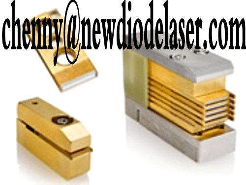 Micro-Channel Cooler Package Laser Diode Stacks