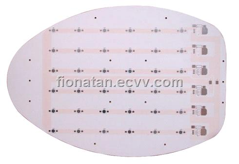 Single-Sided PCB, Use for LED