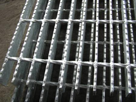 Serrated Steel Grating From China Manufacturer