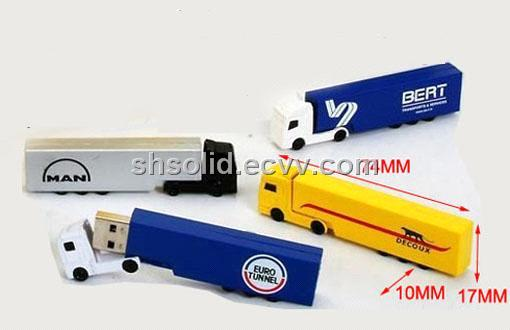 USB Flash Drive U Disk Good Quality & Different Shapes for Selection