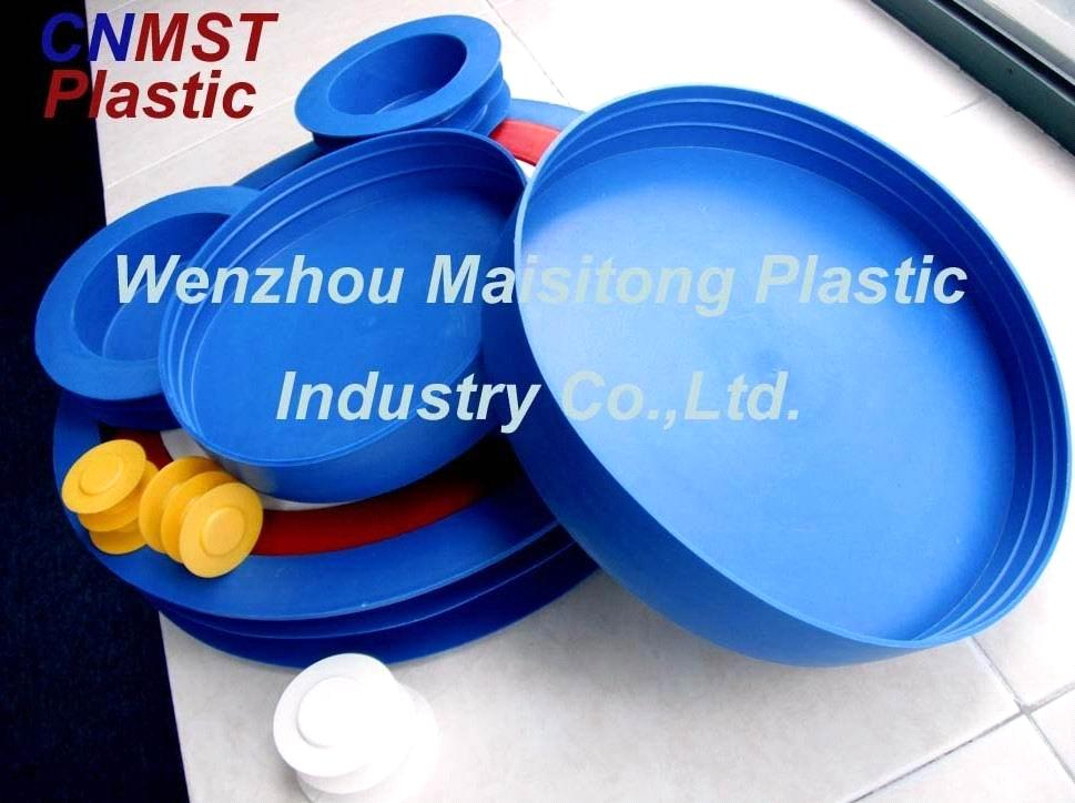 Plastic end caps purchasing souring agent ecvv