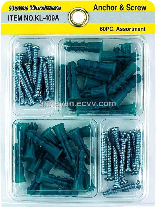 Self Tapping Screw & Anchor Kits