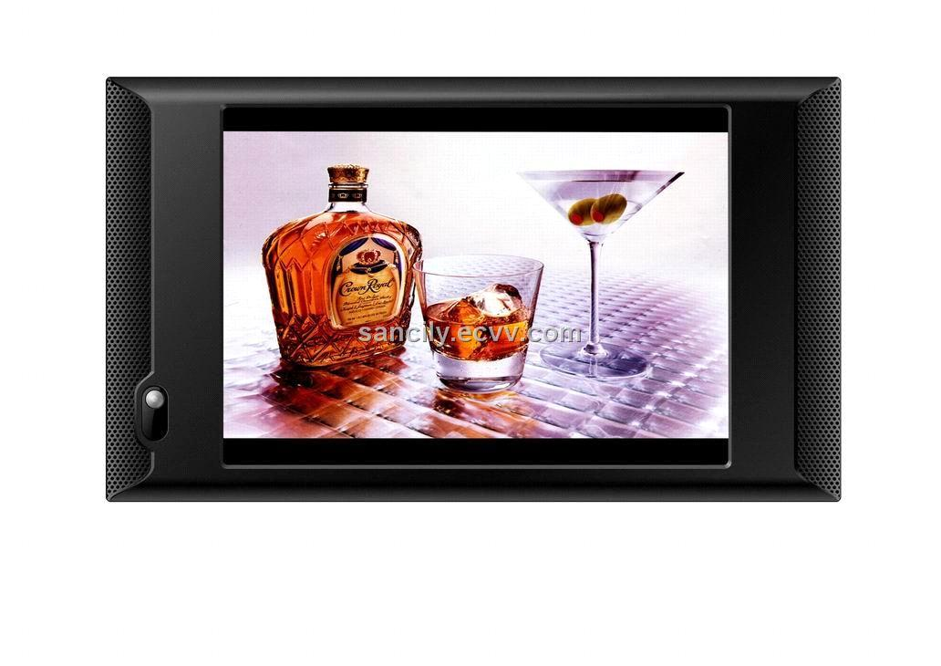 10 Inch LCD Advertising Player/Media Player