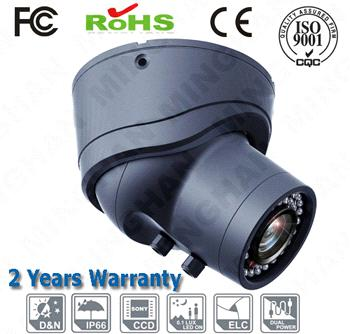 1/3 Sony Super HAD CCD 4-9mm manual Vari-focal lens CCD Camera