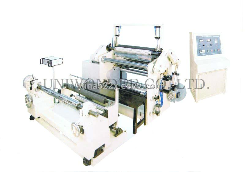 Center and Surface Winding High Speed Slitting Machine