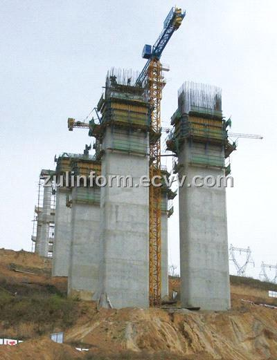 Climbing Formwork (Project Application) (PJ200& PJ240)