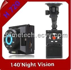 HD 720P Car black box with 150 degree angle (S6000)