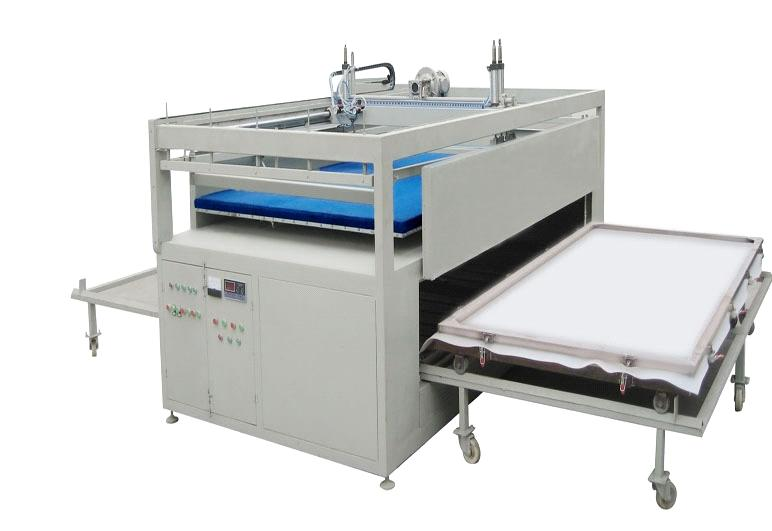 Laminated and Silk Screen Printing Glass Machine
