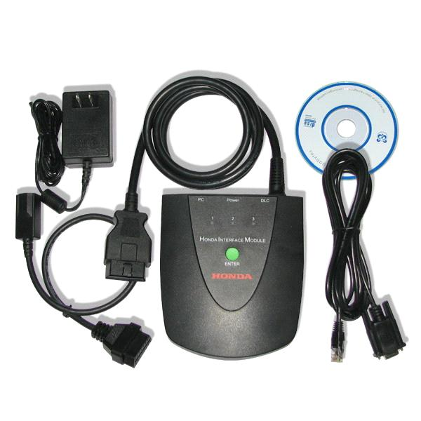 LaunchHonda HDS diagnostic cable