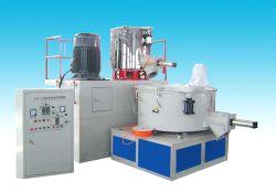 Mixing Units for Plastics