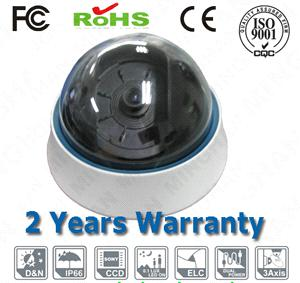 OSD function 1/3 sony CCD color cctv camera