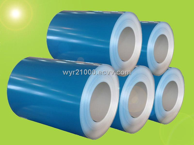 coil coated steel
