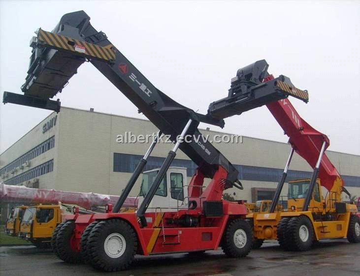 Empty Container Handler Equipment From China Manufacturer