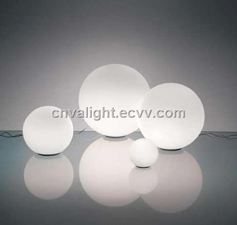 Round ball glass table lamp purchasing souring agent ecvv round ball glass table lamp aloadofball Image collections
