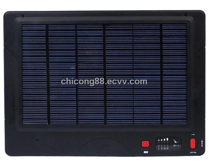 Solar Laptop Charger - 20000mAh