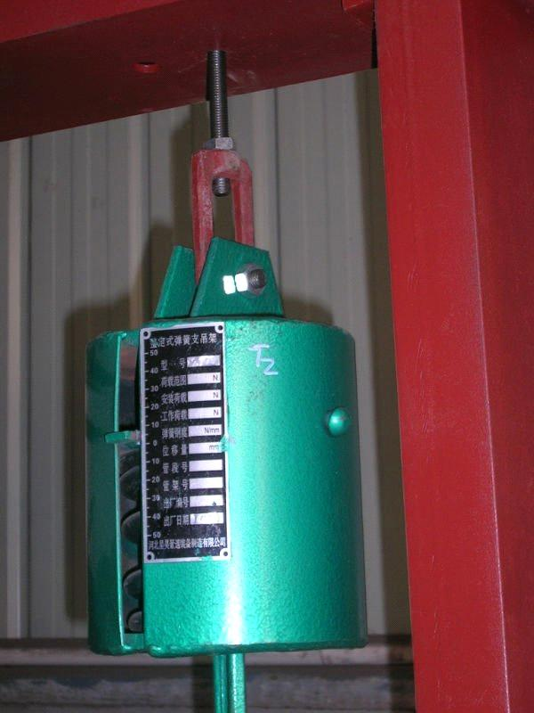 Load Indicator Pipe Hanger : Variable spring hanger and support purchasing souring