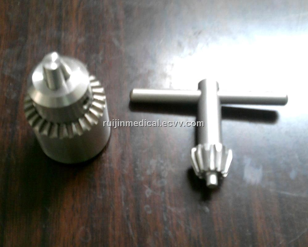 Surgical 0.6mm-6mm Drill Chuck