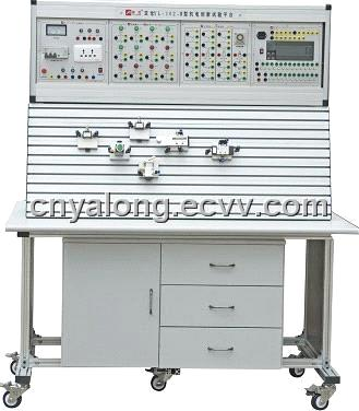 Yalong YL-380-B Type PLC Controlled Pneumatic Training Device (Double-Side)