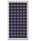 165W PV Panel with 125 x 125 Cell Type and 43.6V Open-circuit Voltage