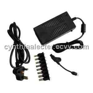 40W DC Vehicle (IVC) Universal Laptop / NETbook Adapters max with 9.5-20V auto-switch O/P, with 8 au