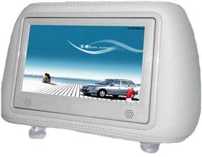 8 Inches 3G Touch LCD Player for Taxi