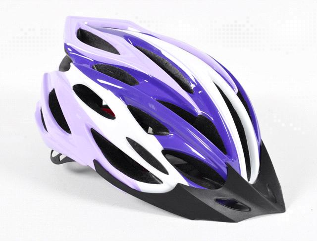 Bicycle Helmet with Aggressive Design and Good Ventilation