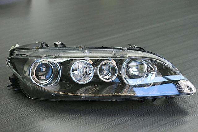 Car Parts Headlights for Mazda 6 series