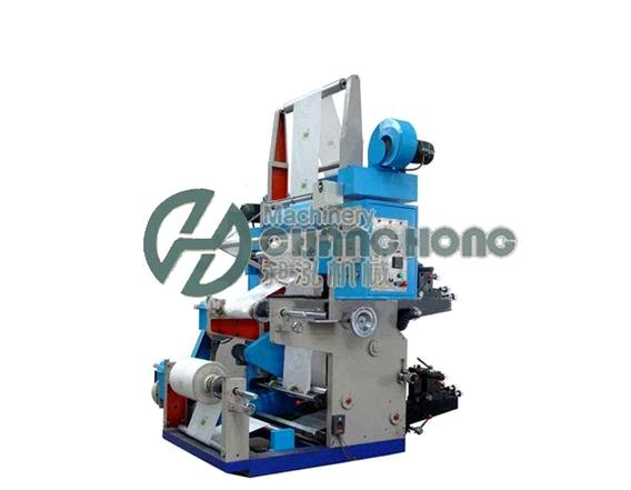 Copy Paper Flexographic Printing Machine