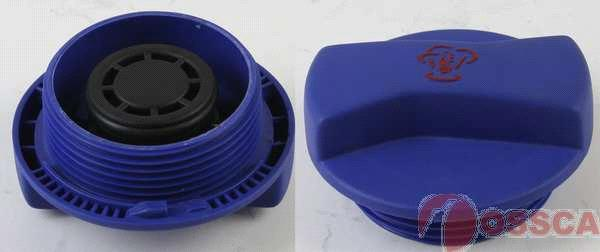 Expansion Tank Cap,Blue