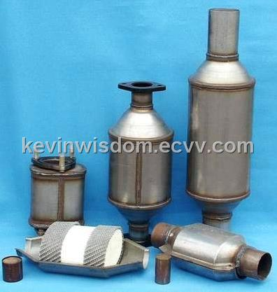 Metallic Substrate for Catalytic Converter (0Cr21Al6)