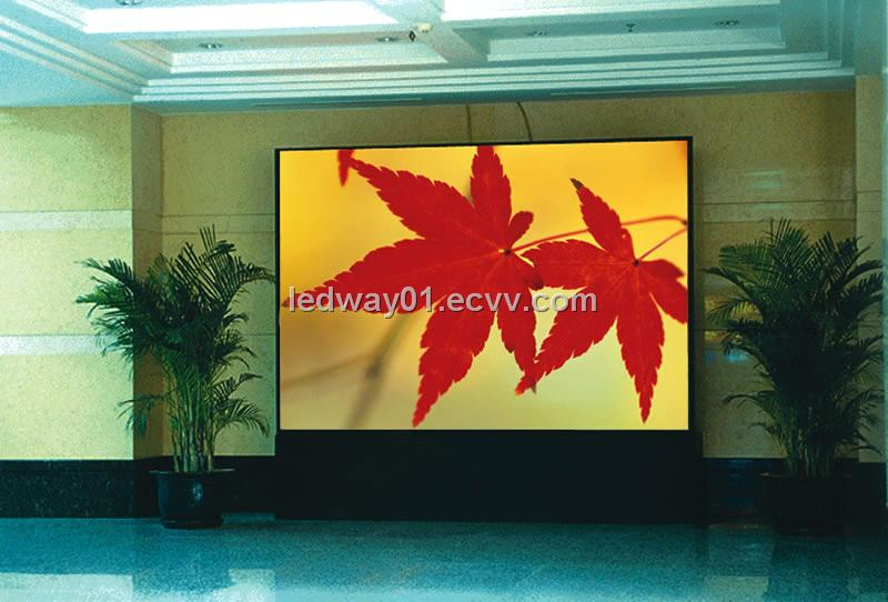 P6 Full Color Indoor LED Billboard
