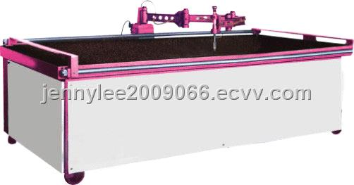 Pneumatic Shaped Cutting Machine