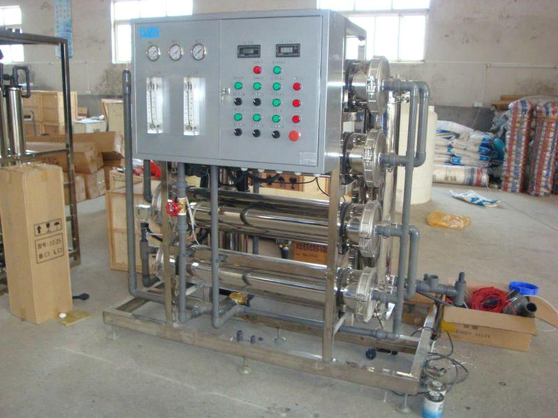 Pure Water Machine Used in Lab