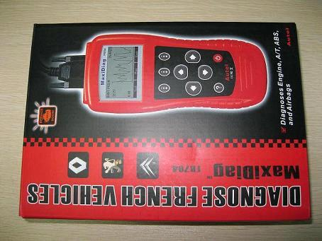 Renault diagnostic tool