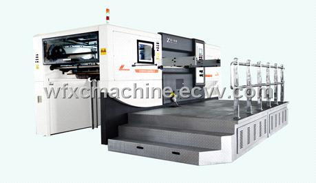 automatic die cutting machine MWB 1450J