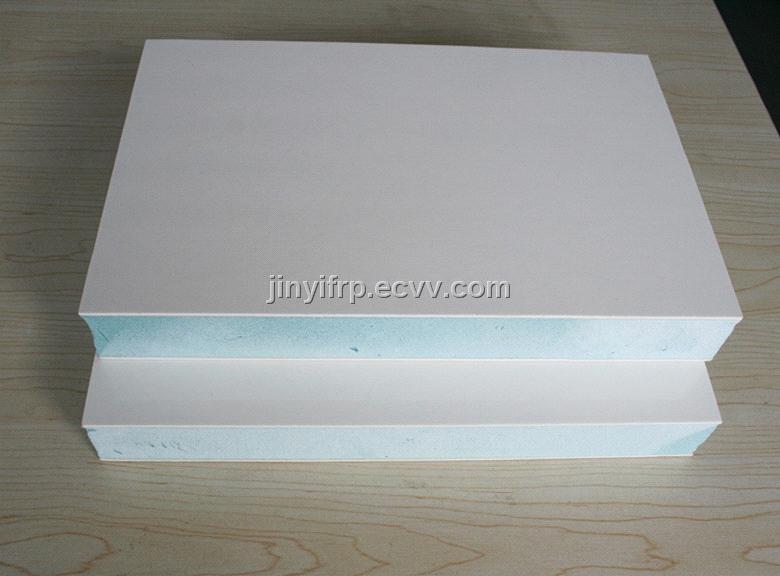 Fiberglass Frp Xps Sandwich Panel From China Manufacturer