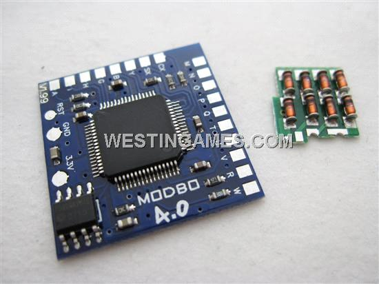 for ps2 Modbo4 0 V1 99 Mod chips from China Manufacturer
