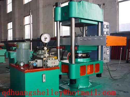 four column  vulcanizing press